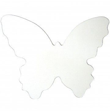 """Butterfly Peel and Stick Mirror Wall Decal -"""" - 77995-360x365.jpg"""