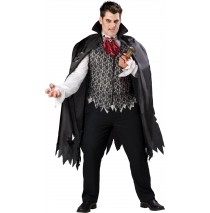 Vampire B. Slayed Adult Plus Costume -XX-Large