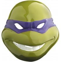 TMNT - Donatello Vacuform Mask (Adult) -One-Size