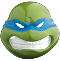 TMNT - Leonardo Vacuform Mask (Adult) -One-Size