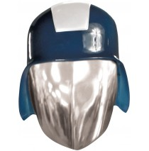 G.I. Joe - Cobra Commander Vacuform Mask -One-Size