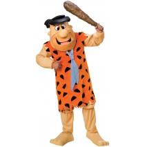 The Flintstones - Fred Flintstone Mascot Adult Costume -One-Size