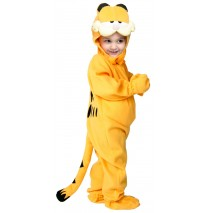 Garfield Child Costume -S (4-6)