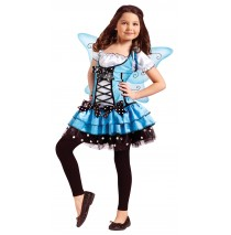 Bluebelle Fairy Child Costume -Small (4/6)