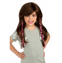 Bratz - Yasmin Child Wig -One-Size