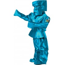 Rock'em Sock'em Robots - Blue Bomber Child Costume -7-10
