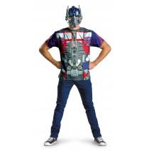 Transformers 3 Dark Of The Moon Movie - Optimus Prime Adult Plus Costume Kit -Plus (50-52)