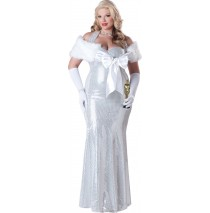 Seductive Starlet Adult Plus Costume -2XL