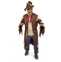 Deathcrow Scarecrow Adult Plus Costume -XXL (54-56)