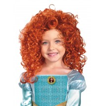 Disney Brave Merida Child Wig -One-Size