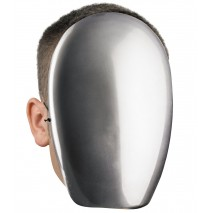 No Face Adult Mask -One-Size