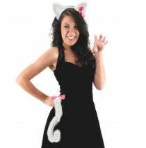 Kitty (White) Accessory Kit -One-Size