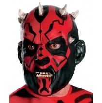 Star Wars Darth Maul 3/4 Adult Mask -One-Size