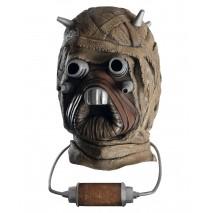 Star Wars Tusken Raider Overhead Latex Mask (Adult) -One-Size