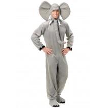 Elephant Adult Costume -Medium