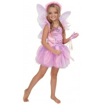 Orchid Fairy Child Costume -4/6
