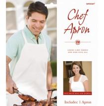 "Chef Apron -"""
