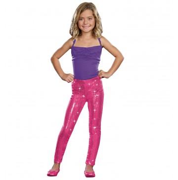 Kids Pink Sequin Leggings -Small/Medium - 805110-360x365.jpg