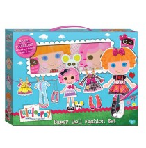 Lalaloopsy Paper Doll Fashion Set -""