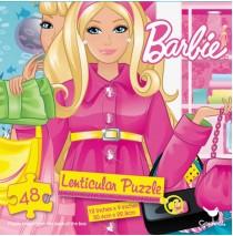 """Barbie Lenticular Puzzle -"""""""