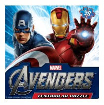The Avengers Lenticular Puzzle -""