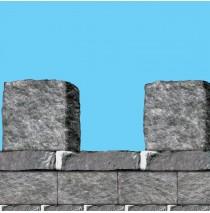 """Stone Wall Border -"""""""