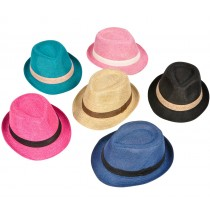 Fedora Hat (Child) -One size