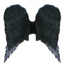 Feather Angel Wings Adult -""