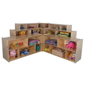 Mainstream Fold n Lock Storage, each side 48''w x 15''d x 24''h (front unit in picture) - sf1001-1010-1020_fold-360x365.jpg