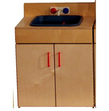 "Mainstream Indestructible Preschool Sink, 21-5/8""w x 15""d x 28""h, 24""h to sink top - sf204_sink-360x365.jpg"