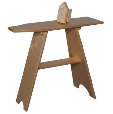 Mainstream School Age Ironing Board & Iron, 36''w x 13''d x 28''h (Preschool shown) - sf215-360x365.jpg