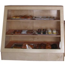 Bakery Display Case, 42''w x 24''d