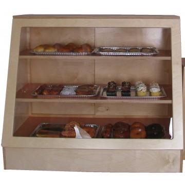 Bakery Display Case, 42''w x 24''d - sf2405_bakeryfront-360x365.jpg