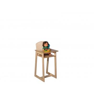 Mainstream Doll High Chair, 15''w x 15''d x 30''h - sf25-dollhighchr-360x365.jpg