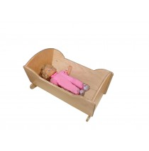 Mainstream Doll Cradle, 25½''w x 15''d x 13-7/8''h