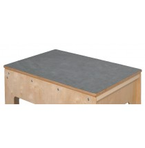 Cover for Small Single Tub Sensory Table, 30'' x 26''