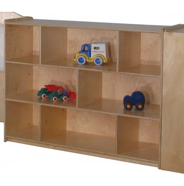 Mainstream Room Divider Storage Unit with Dividers, 48''w x 15''d x 36''h - sf3376_msrmdivstrg-div-360x365.jpg