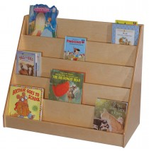 Mainstream Book Display, 36''w x16''d x 32''h