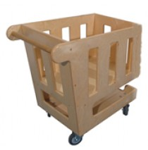Mainstream Shopping Cart, 20''w x 13½''d x 20''h