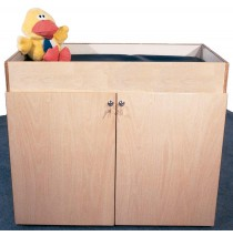 Mainstream Changing Table with Laminate & Mattress, 42''w x 20''d x 36''h