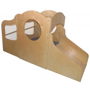 Strictly For Kids Step 'n Slide Mainstream I/T Mini Loft, Blue carpet - sf440w_stepnslide-360x365.jpg