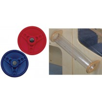 Strictly For Kids Steering Wheels & Tracking Tube for Dream Loft