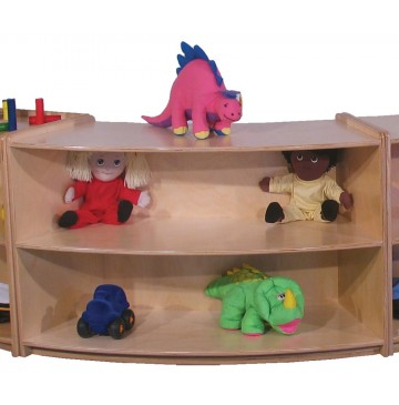 Mainstream Outer Wave Cabinet, 39''w x 15''d x 30''h, 2-shelves (24''h shown) - sf640_msouterwave24h-360x365.jpg