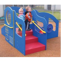 Strictly For Kids Infant Toddler Dream Playground, Bright Colors