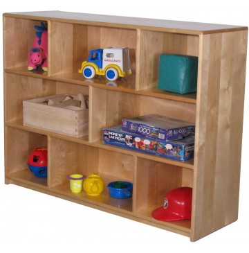 Deluxe Storage Unit with Dividers, 3-shelves, 36''h - sk1001s_dlx_storage-36h-360x365.jpg