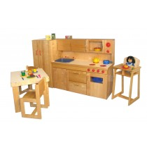 Deluxe School Age Ultimate Kitchen Pack (Preschool shown)