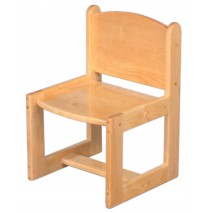 Deluxe Toddler Chair 10''h