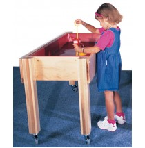 Deluxe Preschool Sensory Table, 24''h