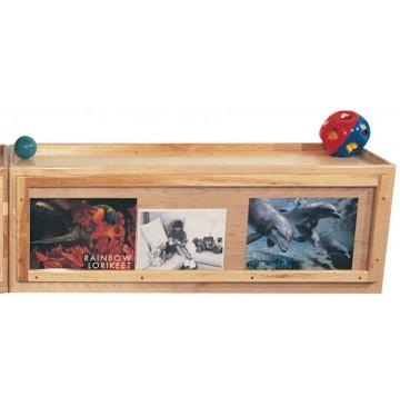 Deluxe Rect. Primary Care Cabinet w/Display, 48''w x 15''d x 18''h - sk3410_primcarrectdisp-360x365.jpg
