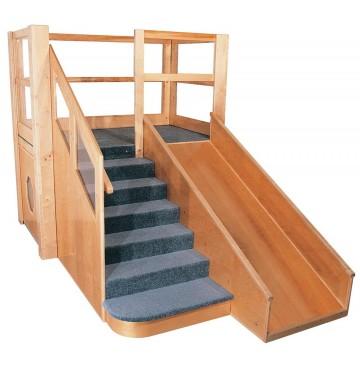 Strictly For Kids Deluxe Adventurer 10 Older Toddler Loft, 68''w x 107''d x 72''h, 35''h - sk5085_dlxadventurer10ot-360x365.jpg